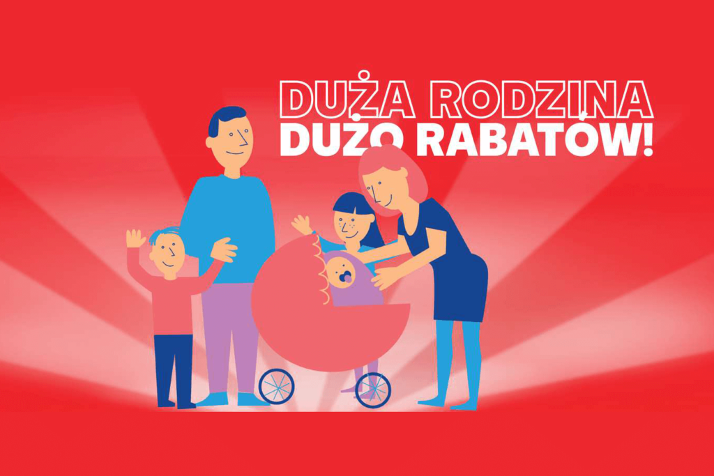 Kaufland I Lidl Z Nowymi Ofertami W Ramach Karty Duzej Rodziny Gazetki Promocyjne Pl